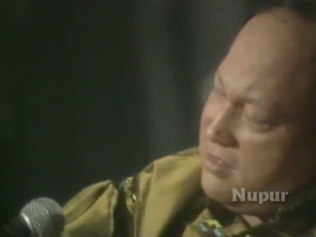 Sanu Ek Pal Chain Na Aave - Mast Nazron Se - Nusra    (video id -  361e969b7d)