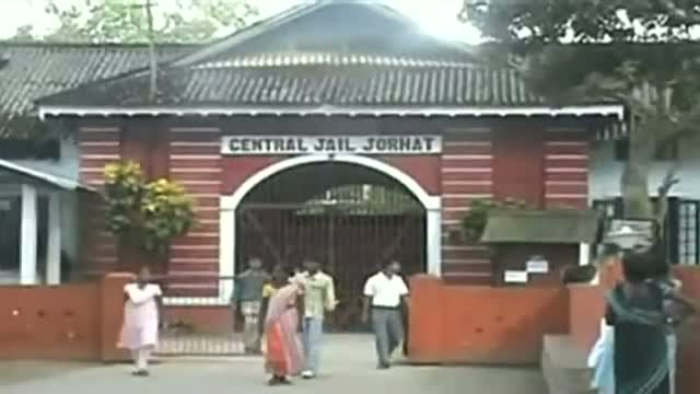 Assam Death row convict struggles to live