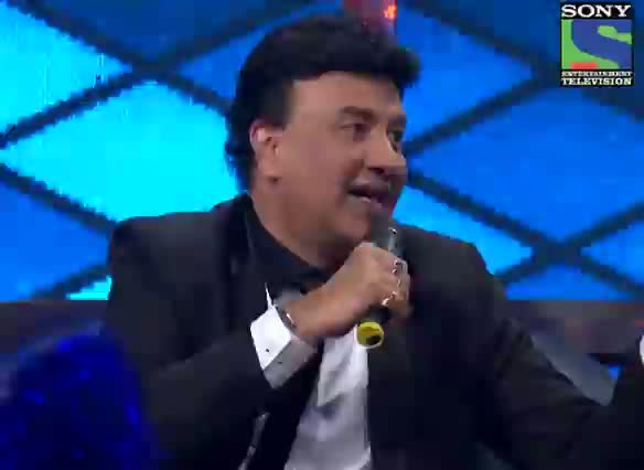 INDIAN IDOL SEASON 6 - GRAND FINALE - EPISODE 28 - SPECIAL MOMENTS - ANU MALIK GIVES SHER ON ILLIYANA - 2ND AUGUST 2012