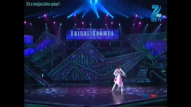 DID Dance ke Super Kids (1st Sept 2012) - Faisal & Soumya
