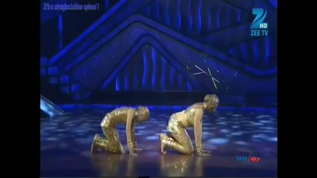 DID Dance ke Super Kids (1st Sept 2012) - Vaishnavi & Vrushali