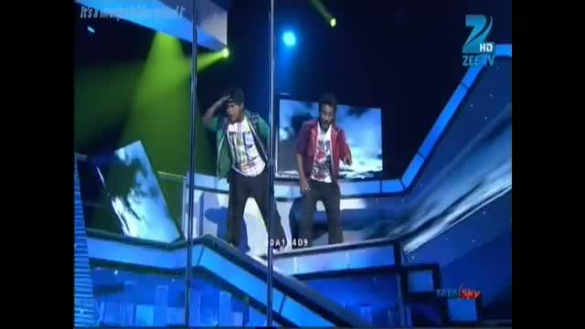 DID Dance ke Super Kids (1st Sept 2012) - Dharmesh & Ruturaj