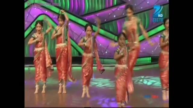 DID Dance ke Super Kids (2nd Sept 2012) - Team Yahoo