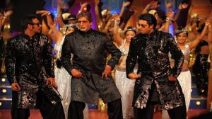 Bol Bachchan Title Song Ft. Amitabh Bachchan, Abhsihek Bachchan And Ajay Devgan