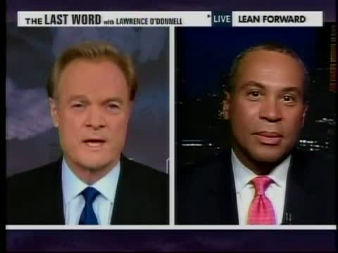 Deval Patrick tells convention that Mitt Romney failed Massachusetts