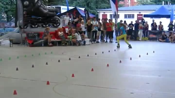 European Freestyle Skating Championship 2012