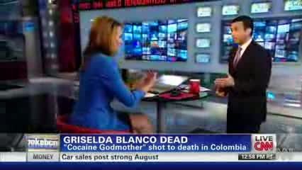 """""""Godmother of Cocaine"""" assassinated in Colombia"""