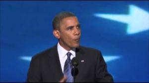 Obama: 'We're Moving Forward' on Economy