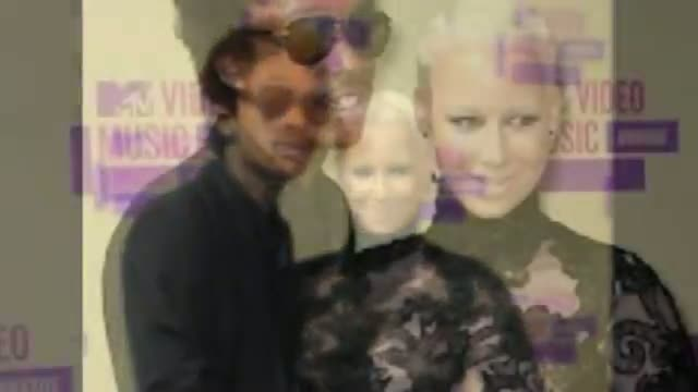 Wiz Khalifa And Amber Rose Confirm Pregnancy At VMAs