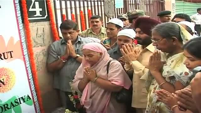 Delhi HC blast anniversary Blast victims' kin await relief