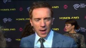 Danes, Lewis Premiere 'Homeland' Season 2