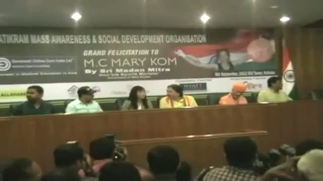 Want to setup boxing academies Mary Kom