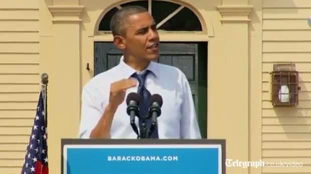 US Election 2012: Barack Obama says new jobs figures 'not good enough'