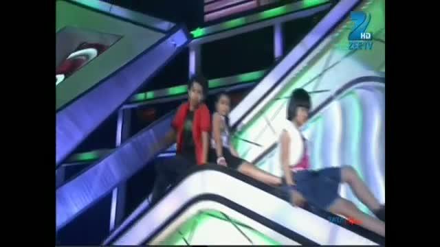 DID Dance ke Super Kids 9th Sept 2012 - Result of the Day