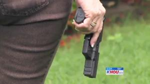 Homeowner Pulls Gun on Utility Worker