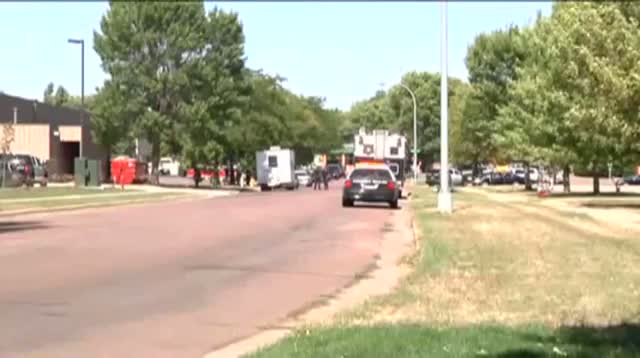 Raw Video - Deadly Standoff at S.D. Salon