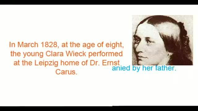 Clara Schumann: Doodle per celebrare l'anniversario nascita della grande pianista