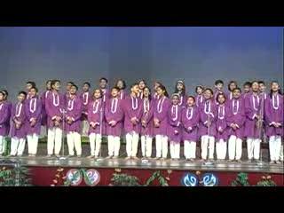 St. Xavier Delhi - Music Fest 2012 - Hindi Group Song - Ruk Jana Nahi Tu Kahin Haar Ke - Junior Students