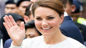 Kate Middleton Remains Unfazed by French Nude Photo Scandal Video