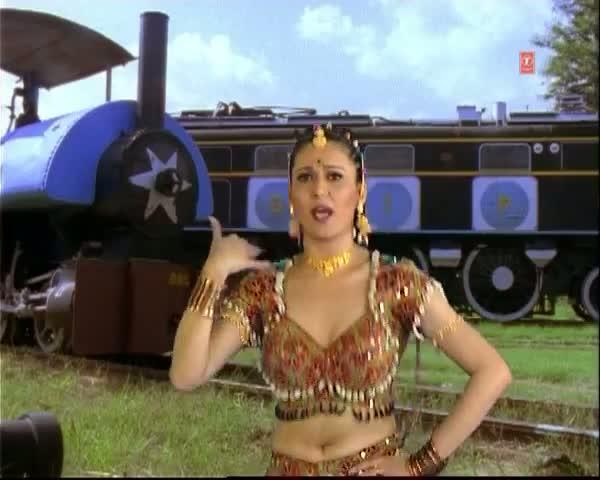 Dilli Shehar Mein Maro Ghagro Jo Ghumyo - The Cartoon Remix - Baby Love- Ek Pardesi Mera Dil Le Gaya