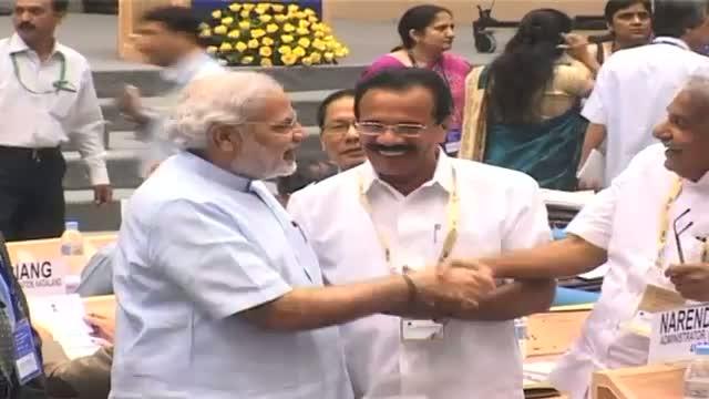 No Birthday Bash for Modi this year