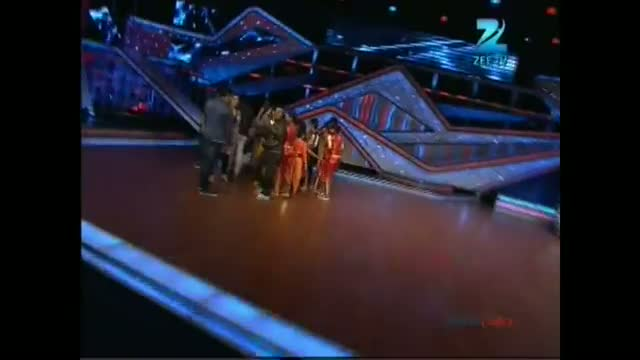 DID Dance ke Super Kids (15th Sept 2012) - Result of the Day