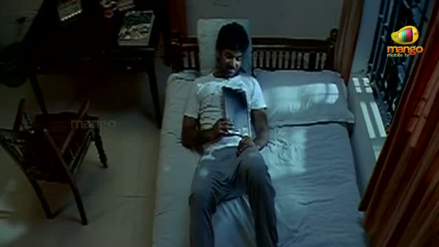 Love Journey Movie Scenes - Jai Dreaming About Shazahn - Jai, Shazahn Padamsee - Telugu Cinema Movies