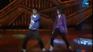 DID Dance ke Super Kids (16th Sept 2012) - Dharmesh & Prince