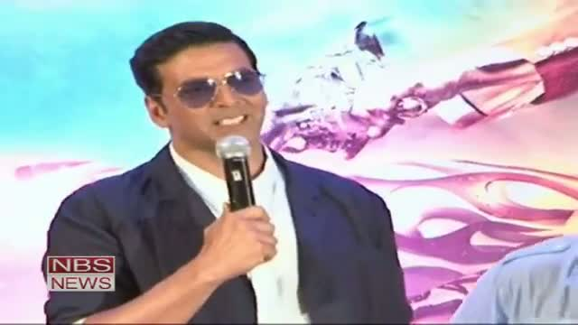 Akki says NO to questions releated Jokar
