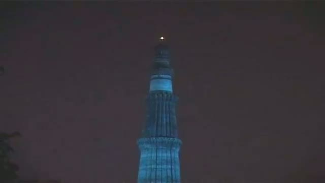 Solar power to lit up Delhi's monuments