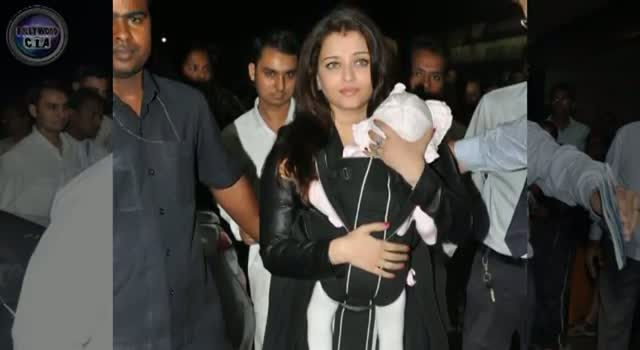 Aishwarya Rai Bachchan spotted with Aaradhya Bachchan