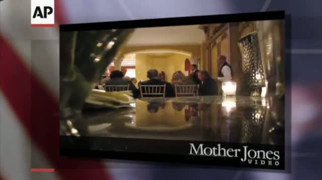 Romney Donor Video Shakes Up Presidential Race
