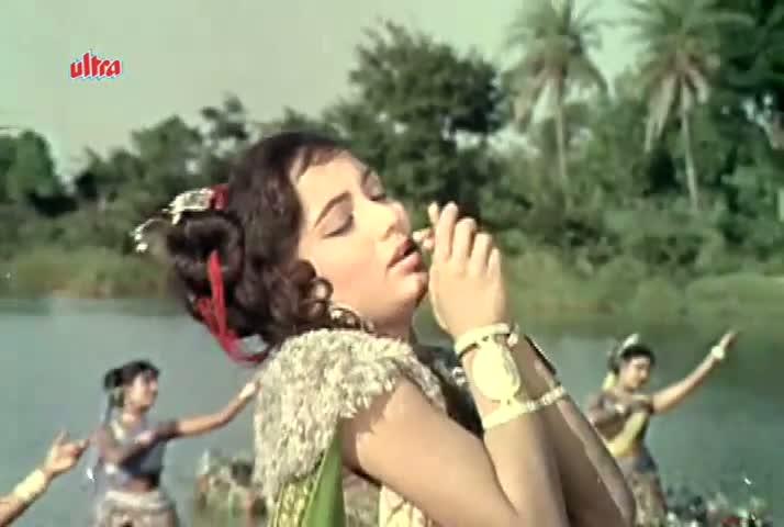 Aaja Aai Bahar - Rajkumar (1964) - Shammi Kapoor