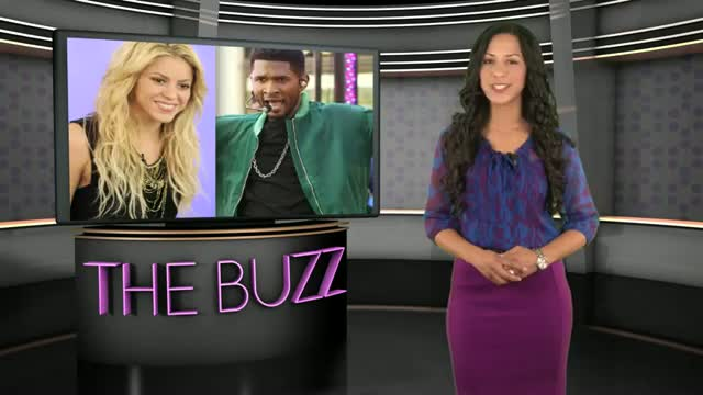 The Voice - Usher & Shakira to Join as Judges for Season 4, Replacing Christina & Cee-Lo!