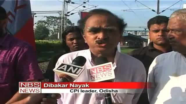 Amid BJD UPA alliance rumours, bandh hits life in Odisha