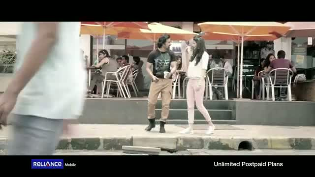 Reliance Mobile AD 2012 - Unlimited Calling, SMSes and Data