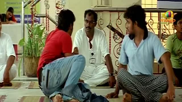 Love Journey Movie Scenes - Jai Waiting For Shazahn At Class - Love Journey Movie Scenes - Jai, Shazahn Padamsee - Telugu Cinema Movies