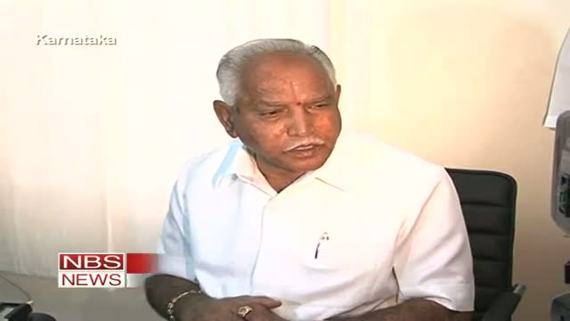 Unhappy Yadyyurappa hints to leave BJP