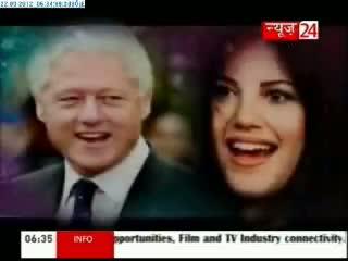Monika Lewinsky to Publish Secret Love letters sent by Bill Clinton Video