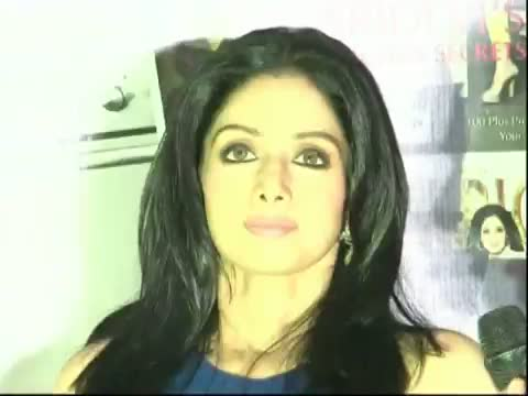 Sridevi Visits The Sets Of 'Kaun Banega Crorepati 6' Video