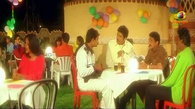 Chirunavvutho Movie Comedy Scenes - Venu Variety Proverb About Girls - Venu, Shaheen - Telugu Cinema Movies