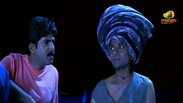 Chirunavvutho movie comedy scenes - Venu trying to hypnotise LB Sriram - Venu, Shaheen - Telugu Cinema Movies