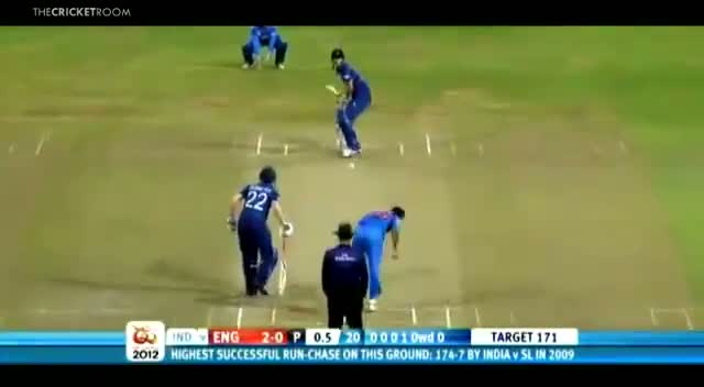 "Irfan Pathan vs Alex Hales ""Keh Ke Lunga"" - ICC T20 World Cup 212 - Match 10"