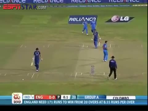 IND vs ENG Match Highlights - ICC T20 World Cup 212 - Match 10