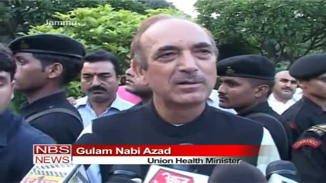 Delay in economic reforms due to Mamata Ghulam Nabi Azad