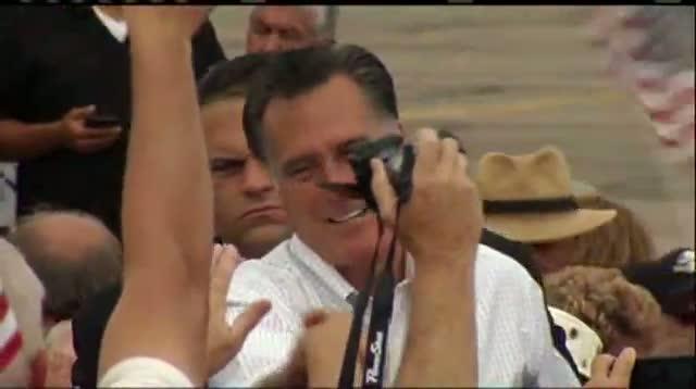 Romney Suggests Obama Downplaying Mideast Crises