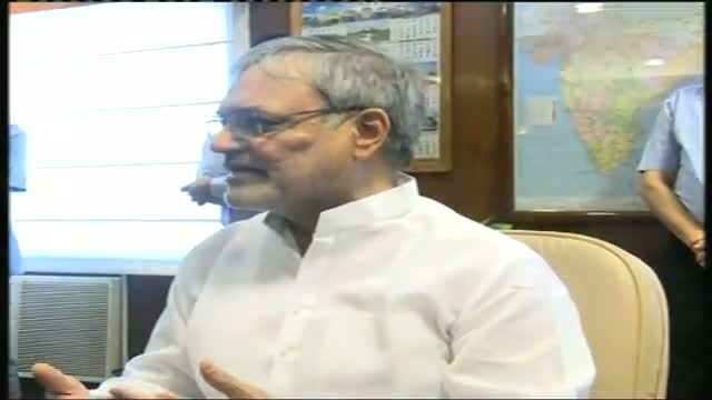 New Railway Minister Joshi puts safety first