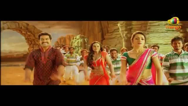 Dammu full songs - Vaastu Bagunde song - Jr.NTR, Trisha, Karthika - Telugu Cinema Movies