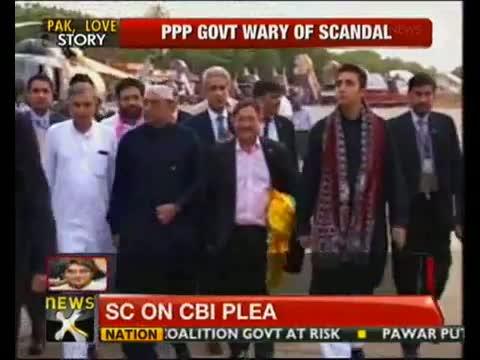 Bilawal Bhutto, Hina Rabbani Khar mum over link-up rumours video