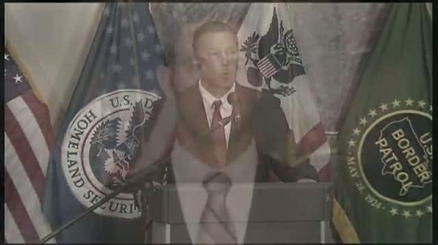 FBI: Border Patrol Agent Killed in Line of Duty